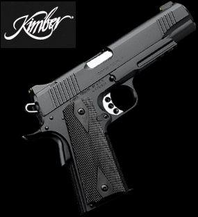 Kimber 1911 Custom II TLE/RL II. Joe's dream gun. I want to get this for him for graduation from VMI.