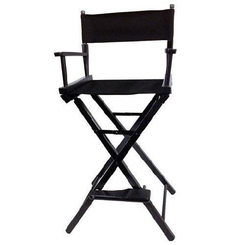 Director Chair Black Milan Direct Room Chair
