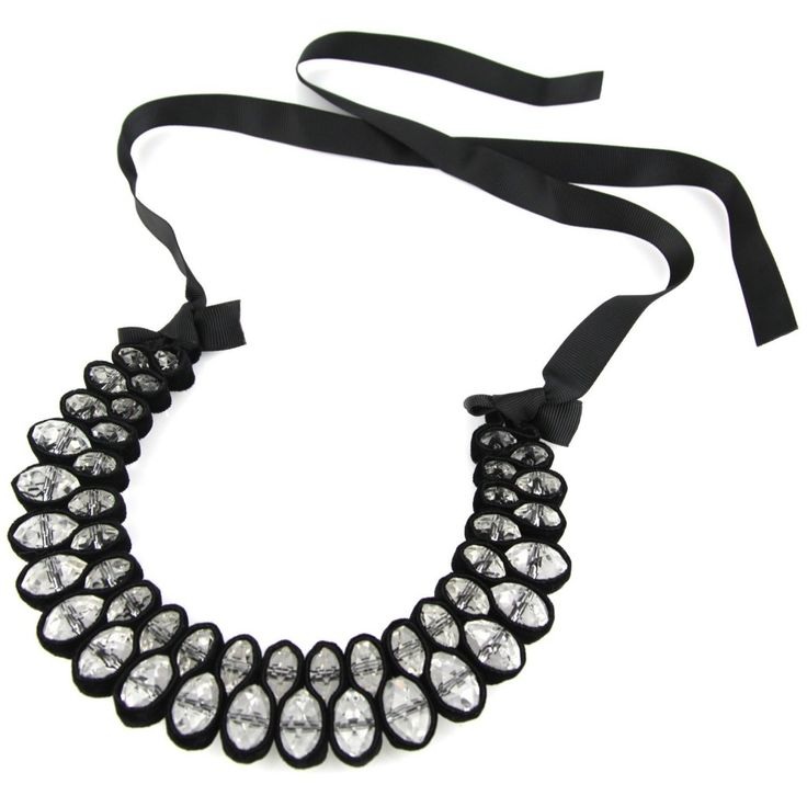 Insomniac Sale Picks: Non-metal Statement Necklaces - Already Pretty | Where style meets body image