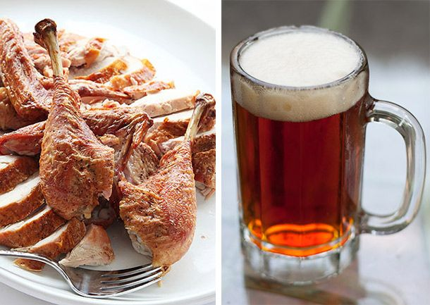 The Serious Eats Guide to #Thanksgiving Beer Pairing