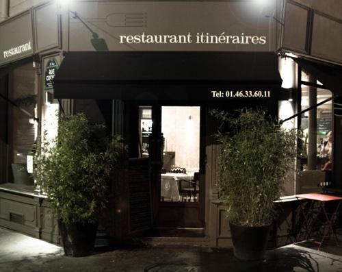Restaurant Rue De Paris