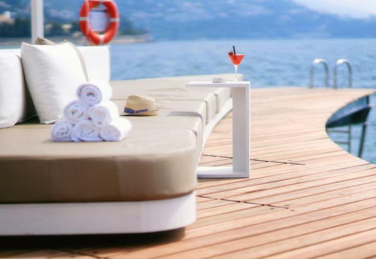 Luxury Ideas: The Essence Of Luxury: The Monaco Life Club Floating Beach Bar