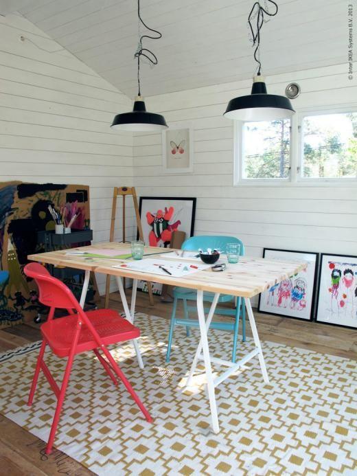 Inspiration fr n ikea studio pinterest ikea livet - Ikea inspiration salon ...