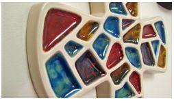 merging glas with ceramics