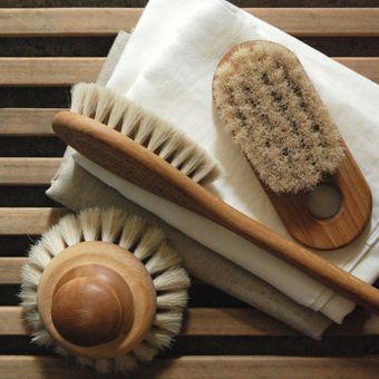 [Envelope Online Shop] Bath body brush the linen bird HOUSE & HOME