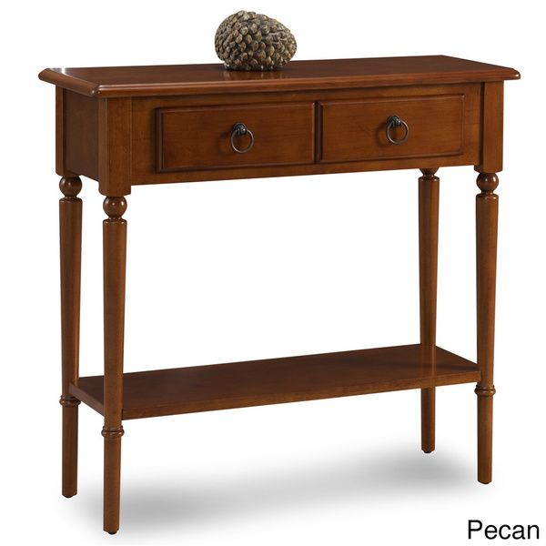 Coastal Narrow Hall Stand/Sofa Table With Shelf. 30x11. $141