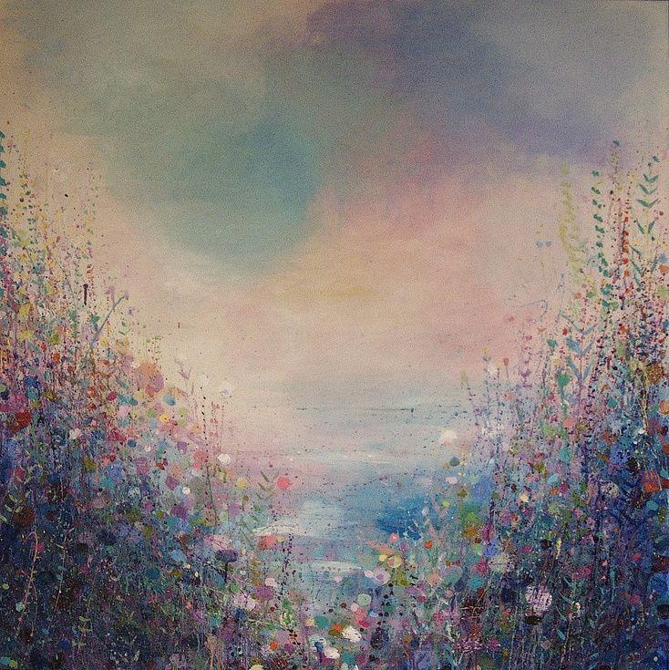 1008 best sold on artfinder images on pinterest animal for Abstract impressionism definition