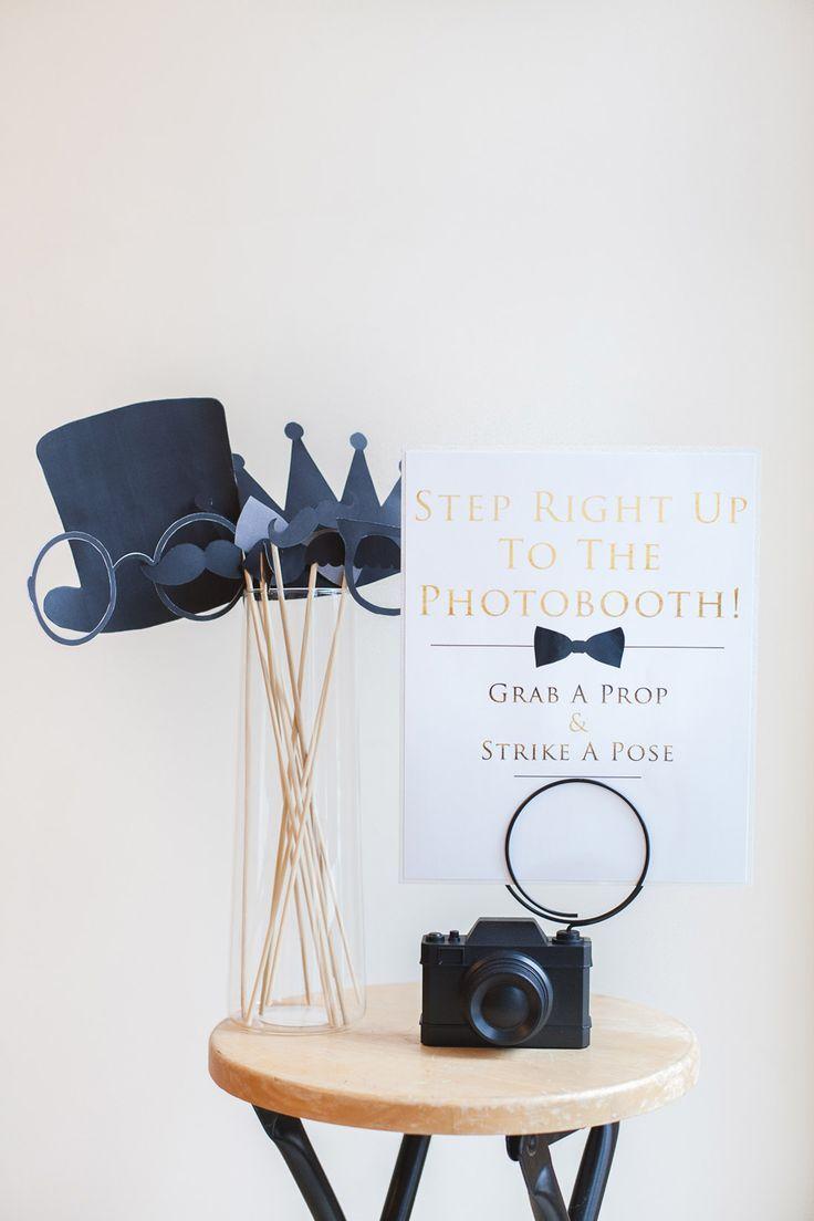 black and white wedding inspiration photo (23)
