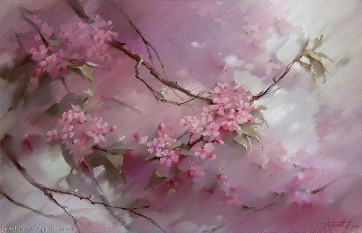 Abramova, Olga - Spring Blossoms, II