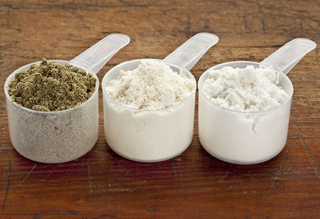 Best Protein Powders For Smoothies - good explanations of different kinds. Prevention.com