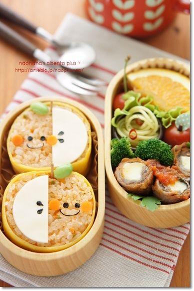 「レインコートを着たパンダちゃんのお弁当!」の画像 naohaha's obent…  Ameba (アメーバ)