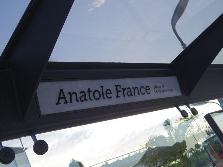 Station Anatole France - 19 juin 2013 (Rue Nationale - Tours)