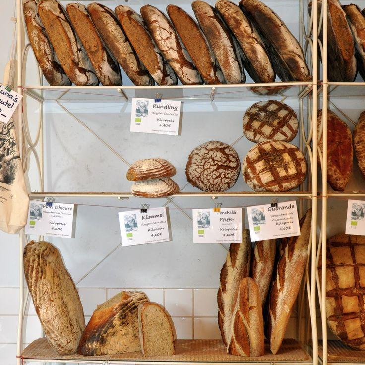 SoLuna Brot und Öl