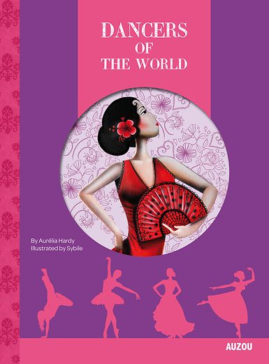 Join fifteen beautiful dancers from around the world in their dreams and inspirations! This book allows readers to discover different cultures through music and dance.