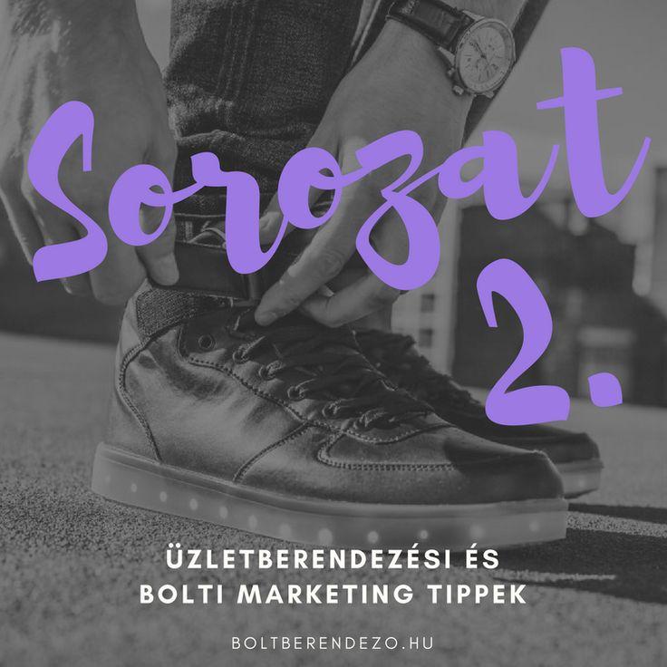 A sorozat 2. részében: marketing és berendezési ötletek és tippek cipőboltoknak. Kisbolt tulajdonosa vagy? Kattints! ;)