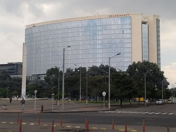 Nuevo Hotel Grand Hyatt, en Ciudad Salitre de Bogotá.