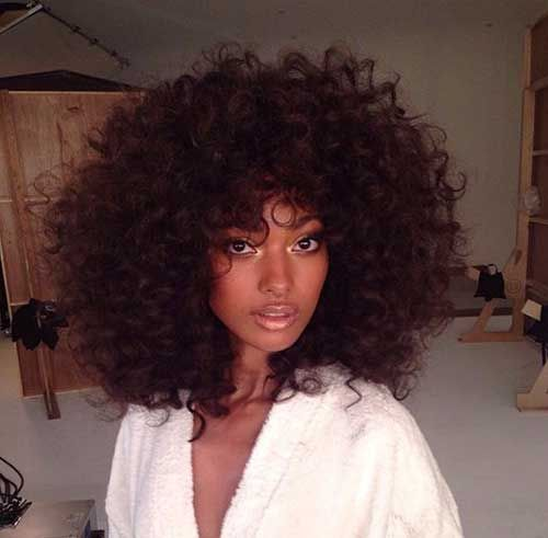 20 Afro Weave Hair