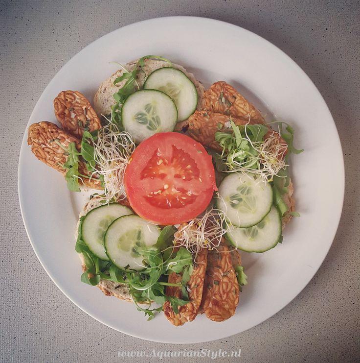 Zin om met je eten te spelen? #vegan #vegetarisch #voeding #vegetarian #veganistisch #recept #recipe