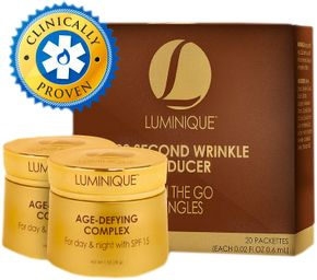 You can avail the Luminique risk free trial and discover the almost magical effects of the products from the brand.