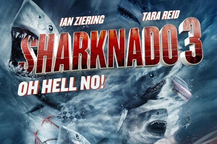 Sharknado 3 Gets Mediocre Ratings Tons of Tweets and a Sequel