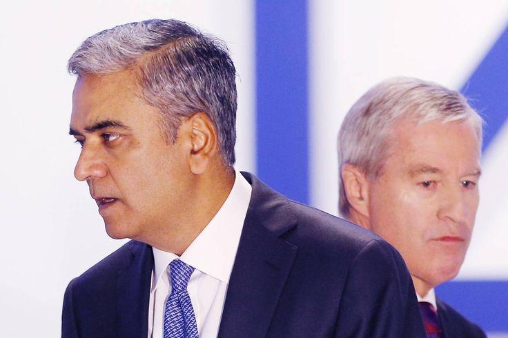 Deutsche Bank Co-CEOs Jain and Fitschen Resign