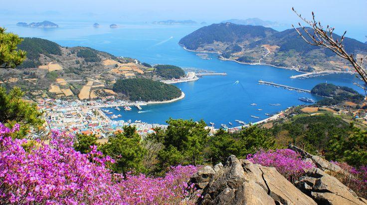 Yokjido Island, Tongyeong, South Gyeongsang Province, South Korea [OS] [945×530]