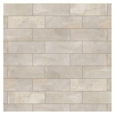 marazzi developed by nature pebble 4 in x 12 in glazed ceramic wall tile sq ft case