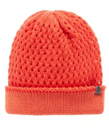The North Face Women's Shinsky Beanie Melon Red