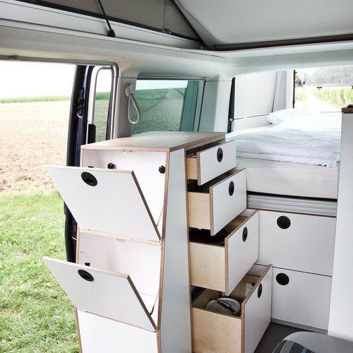 Moebel Selber Bauen Camper: Die Besten 25+ Wohnmobil Stauraum Ideen Auf Pinterest