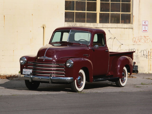 1950 chevy pickup for sale | 1950 Chevy Truck Photo 5