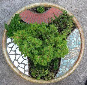 Как подобрать растения для мини-сада