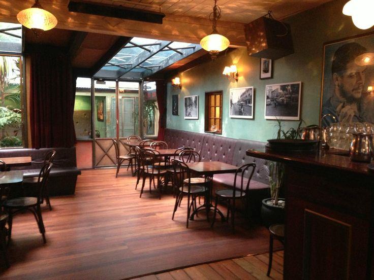 Havana Bar and Cafe, Wellington -