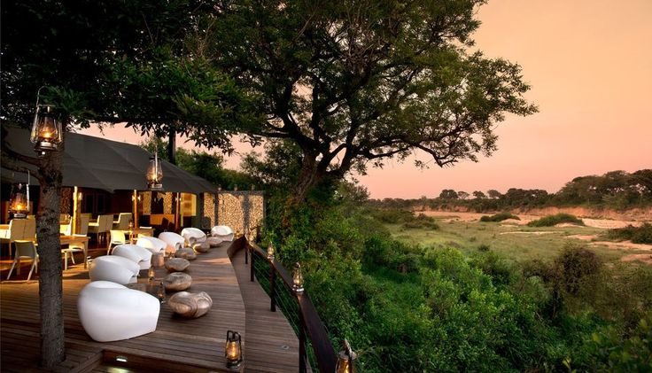 Guest-Area-at-andBeyond-Ngala-Tented-Camp-on-a-South-African-safari