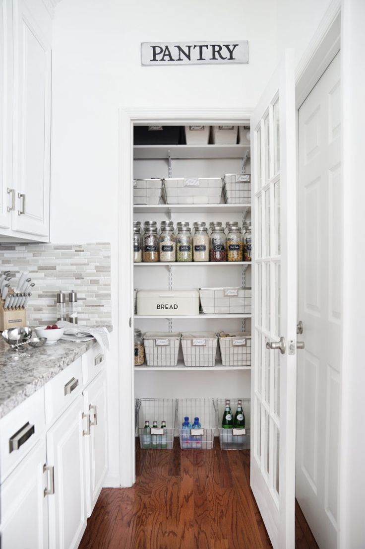 1166 best Organizing - Pantry and Kitchen Storage images on ...