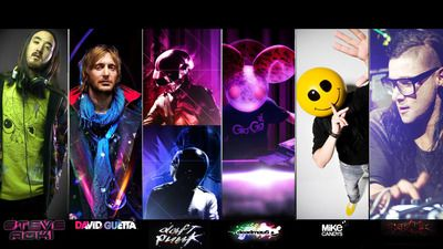 DJs wallpaper