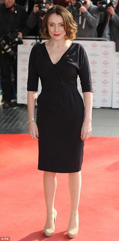 Maggie Macfadyen Keeley Hawes's Daughter   Muscly? Keeley Hawes, pictured at the Prince's Trust & L'Oreal Paris ...