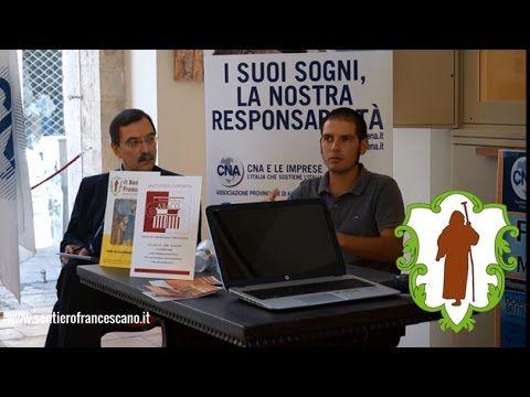 """Il convegno CNA ad Ascoli su """"Innovazione e creatività"""" - domenica 14 settembre 2014, con la partecipazione dell'Abaco Società Cooperativa e de Il Sentiero Francescano."""