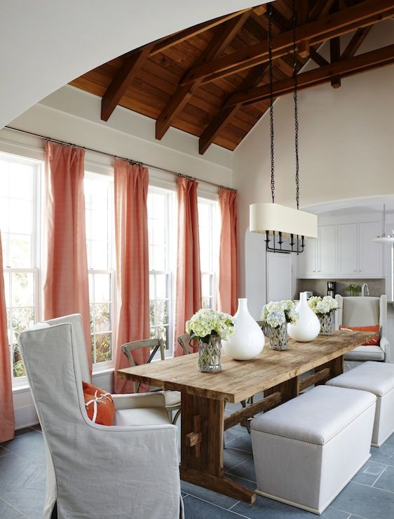 Best 25 Trestle dining tables ideas on Pinterest  : e18cb01beba72b1fc926cadf379d1b34 window treatments benches from www.pinterest.com size 562 x 740 jpeg 65kB