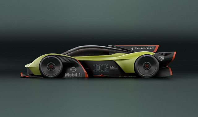 Aston Martin S Newest Hyper Car Has The Most Powerful Road Engine In The World Aston Martin New Cars Super Cars
