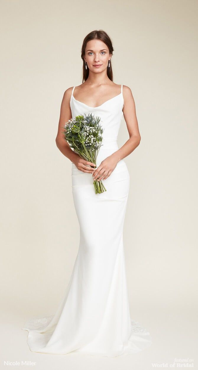 Nicole Miller 2018 Wedding Dresses World Of Bridal Nicole Miller Wedding Dresses Nicole Miller Bridal Elegant Bridal Gown