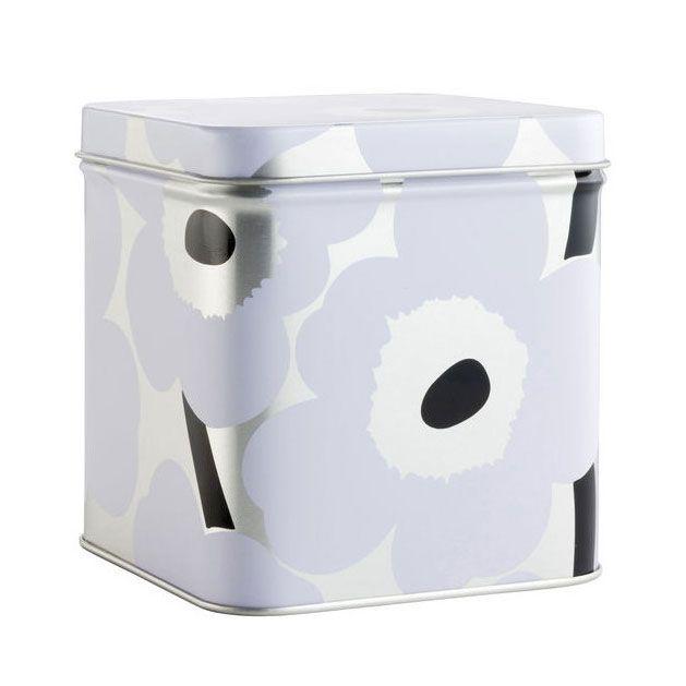 Unikko litlle box, designed by Maija Isola & Kristina Isola for Marimekko - RoyalDesign.fr