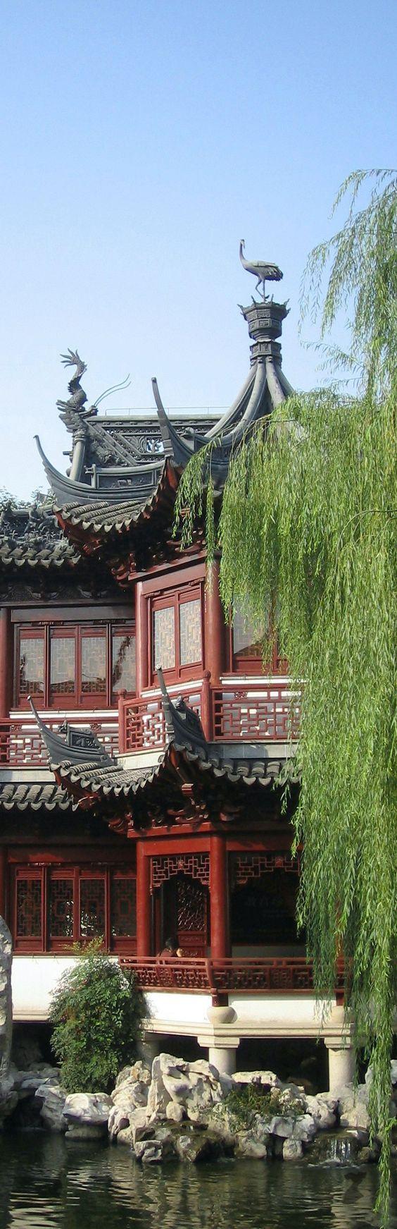 Yu Garden, Shangai | China