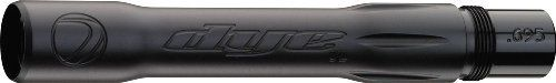 Dye Precision UltraLite Boomstick .688-Inch Paintball Barrel Back Auto cocker Threads, Black Dust by Dye. $59.95. The DYE Ultralite Boomstick barrel is a popular favorite of today's top professionals. The Ultralite Boomstick is well known for its micro honed finish providing incredible accuracy. Additionally, the Ultralite Boomstick gets its name from 6061 aluminum light weight construction and two piece interchangeable design. DYE's trademark muzzle break design is quiet, ...