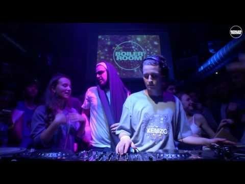 Mall Grab Boiler Room Paris DJ set - YouTube