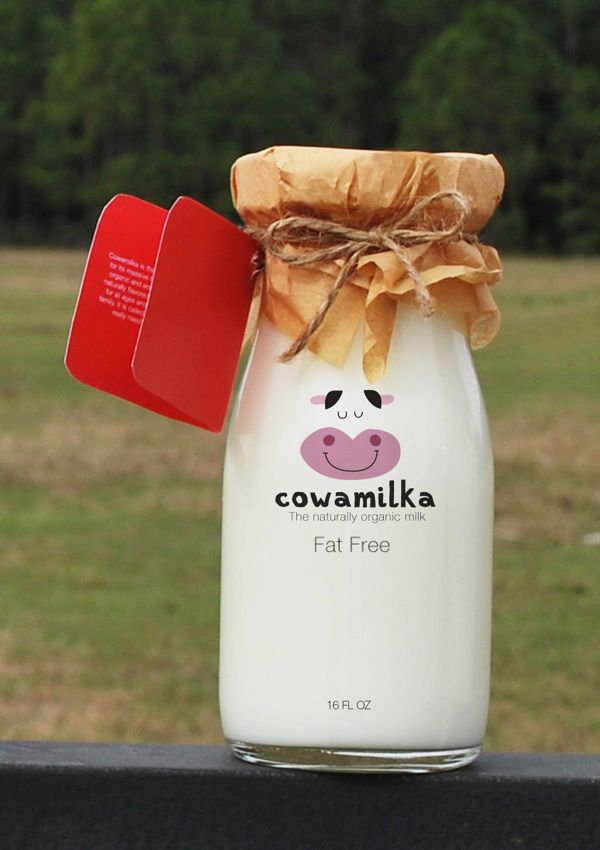 Cowamilka by Jamila Refky: your daily #packaging smile PD
