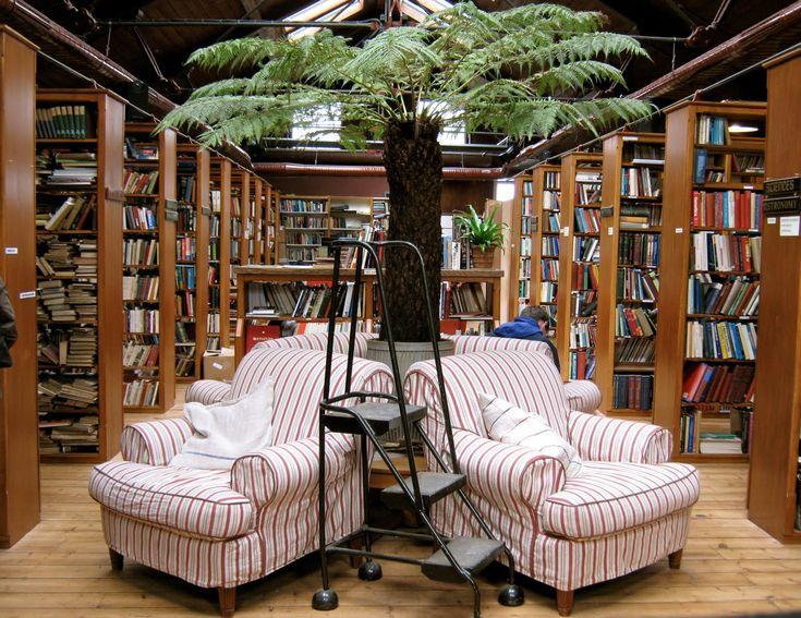 Richard Booth S Bookshop Cafe