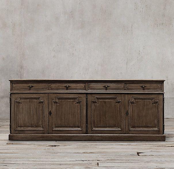 Montpellier Wood Sideboard