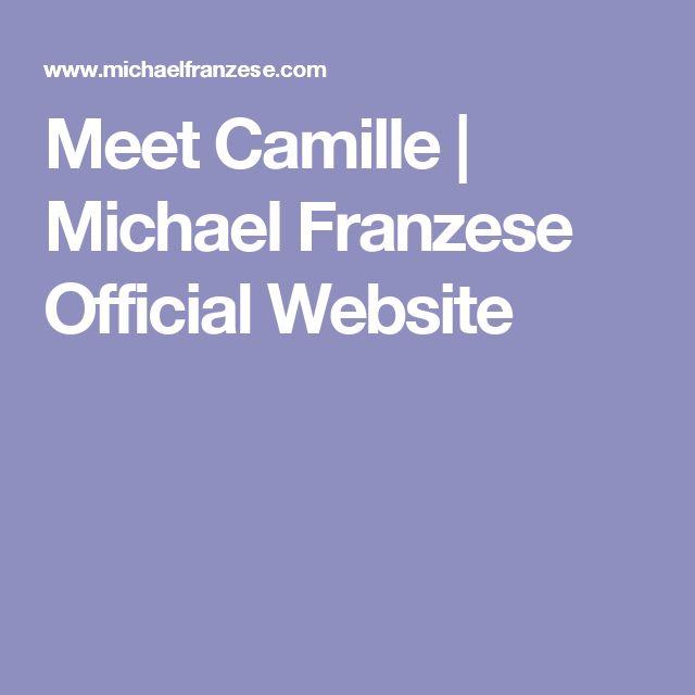 Meet Camille | Michael Franzese Official Website