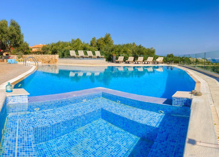 By the #pool... #PaliokalivaVillas #Zante #Zakynthos
