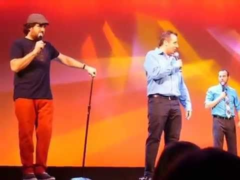 Impractical Jokers Live- Taking Pictures  That was the greatest thing in my life!